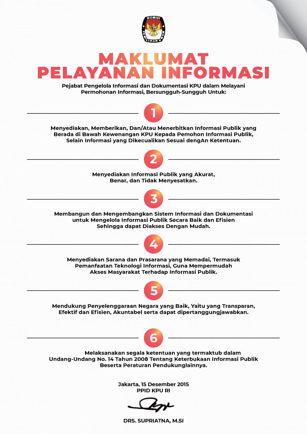 Maklumat Informasi
